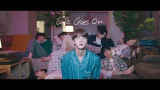 BTS () 'Life Goes On' Official MV MD quality image