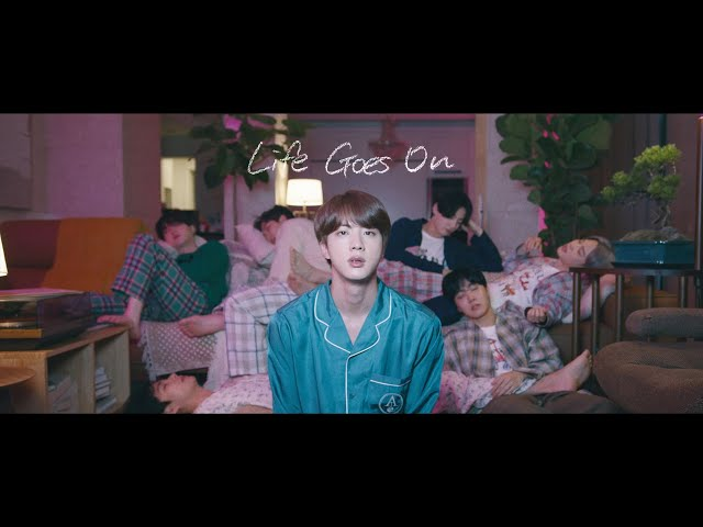 BTS () 'Life Goes On' Official MV HQ quality image