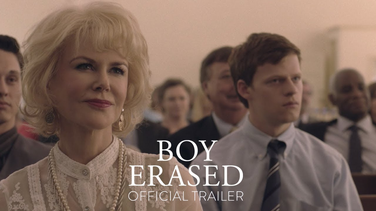BOY ERASED Official Trailer Focus Features HD quality image