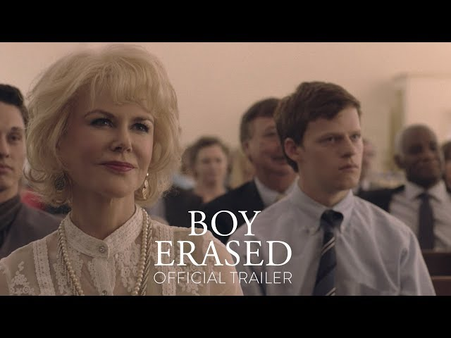 BOY ERASED Official Trailer Focus Features HQ quality image