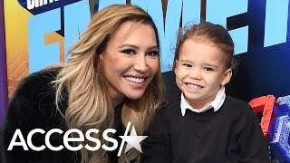 Naya Rivera's 4-Year-Old Son Interviewed 'Extensively' By Police Screenshot