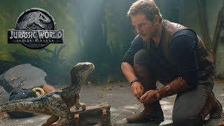 Jurassic World: Fallen Kingdom - Trailer Tonight (Remarkable) (HD)