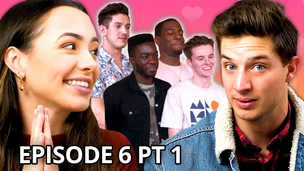 Christian Seavey vs. My 4 Boyfriends Twin My Heart w/ The Merrell Twins Season 2 EP 6 Pt 1 HD quality image