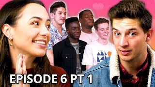 Christian Seavey vs. My 4 Boyfriends Twin My Heart w/ The Merrell Twins Season 2 EP 6 Pt 1 MD quality image