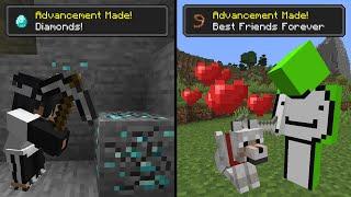 Minecraft Achievement Race... MD quality image