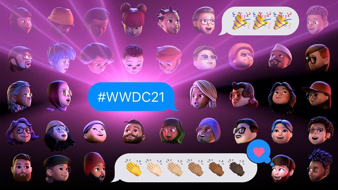 WWDC 2021 June 7 Apple HD quality image