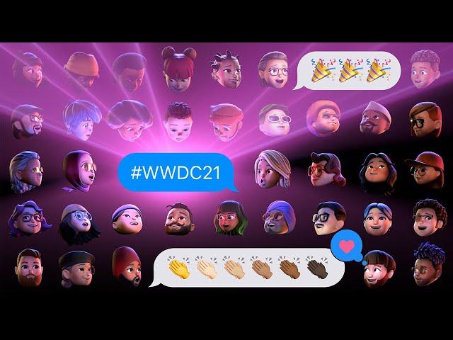 WWDC 2021 June 7 Apple HQ quality image