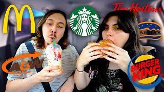 On teste toutes les nouveautés Fast Food en une journée Screenshot