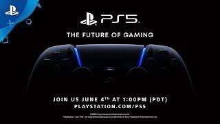 PS5 - The Future of Gaming Screenshot