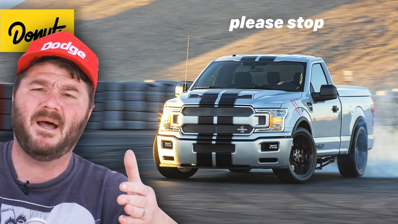 Trucks are getting out of hand HD quality image