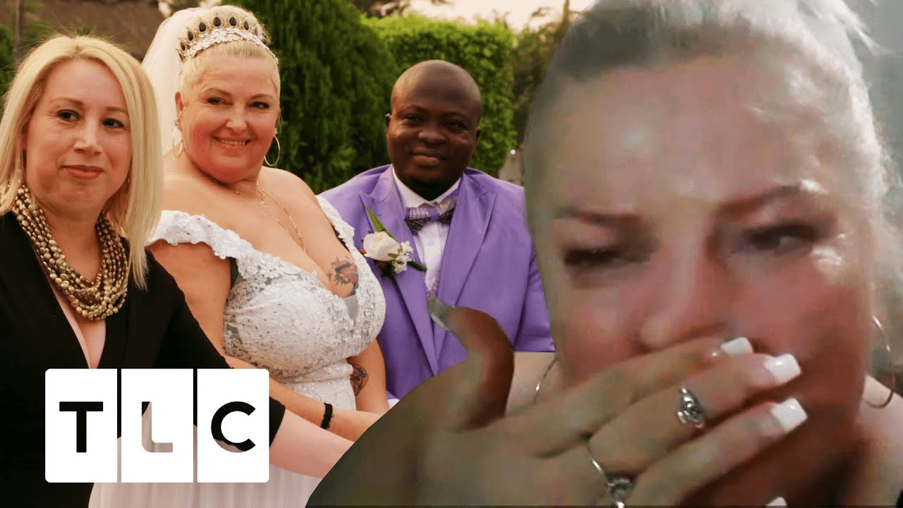 Devastating News Puts A Damper On Angela's New Marriage 90 Day Fianc: Happily Ever After? HD quality image