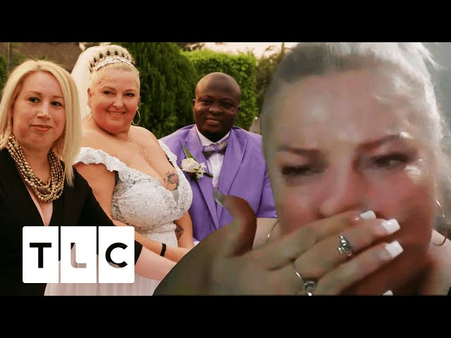 Devastating News Puts A Damper On Angela's New Marriage 90 Day Fianc: Happily Ever After? HQ quality image
