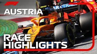 2020 Austrian Grand Prix: Race Highlights Screenshot