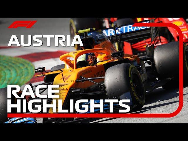 2020 Austrian Grand Prix: Race Highlights HQ quality image