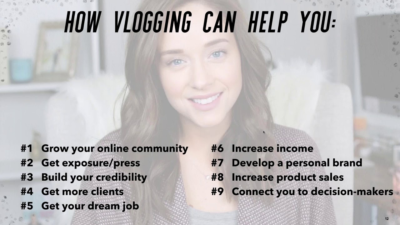 Webinar: How Not To Look Stupid Vlogging With Amy Landino HD quality image