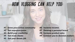 Webinar: How Not To Look Stupid Vlogging With Amy Landino MD quality image