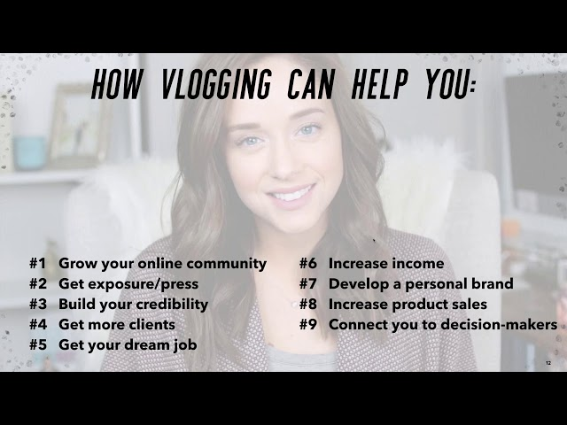 Webinar: How Not To Look Stupid Vlogging With Amy Landino HQ quality image