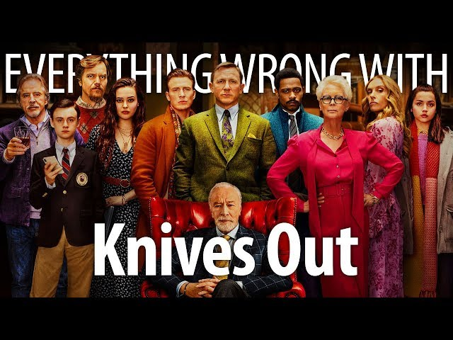 Everything Wrong With Knives Out In Whodunnit Minutes HQ quality image
