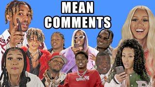 2021 XXL Freshmen Read Mean Comments Screenshot