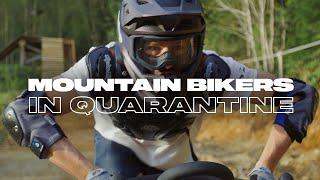 Mountain Bikers In Quarantine Screenshot