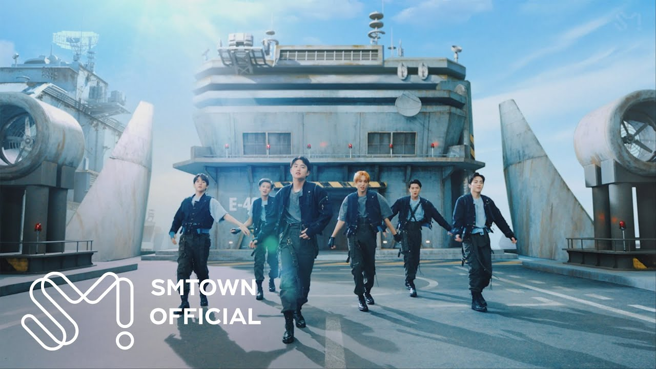 EXO 'Don't fight the feeling' MV HD quality image