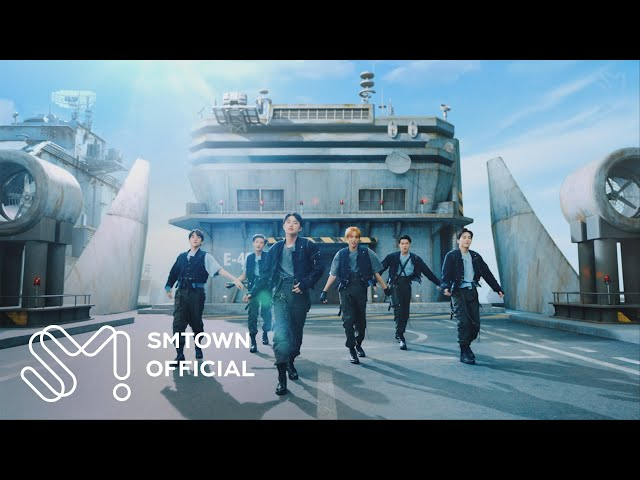 EXO 'Don't fight the feeling' MV HQ quality image