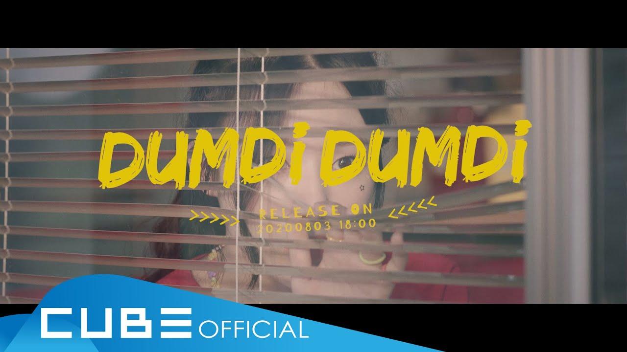 ()((G)I-DLE) - ' (DUMDi DUMDi)' M/V Teaser 1 HD quality image