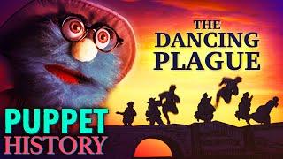 The Dancing Plague • Puppet History Screenshot
