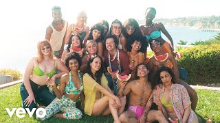 Harry Styles - Watermelon Sugar (Behind the Scenes) MD quality image