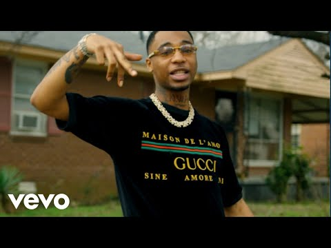 Key Glock - Look At They Face (Official Video) MQ quality image