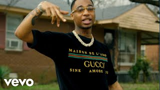 Key Glock - Look At They Face (Official Video) MD quality image