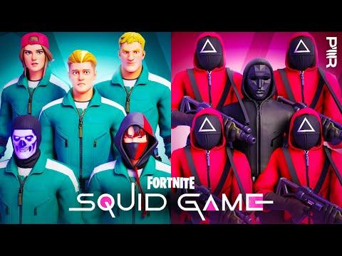 FORTNITE SQUID GAME! MQ quality image