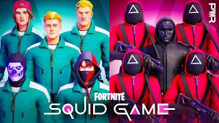 FORTNITE SQUID GAME! MD quality image