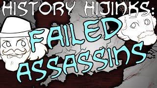 Failed Assassinations — History Hijinks Screenshot