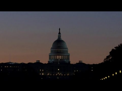 China rocket falling to Earth spotted over Washington, D.C. MQ quality image