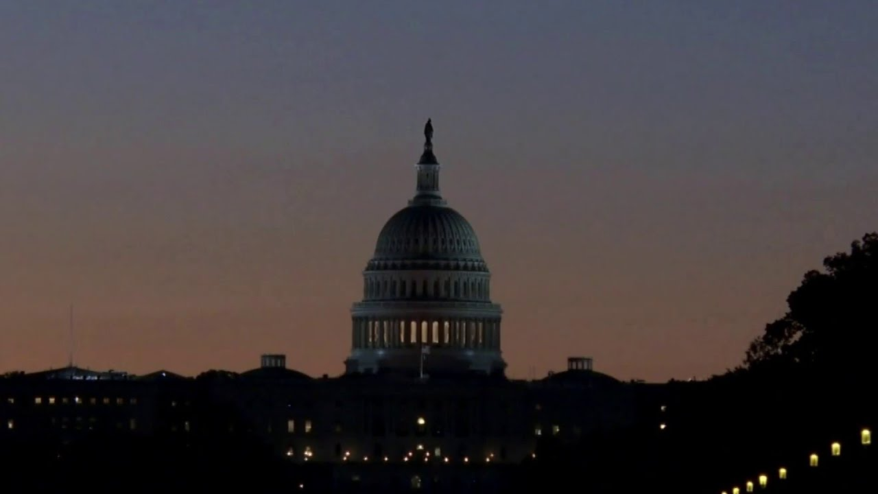 China rocket falling to Earth spotted over Washington, D.C. HD quality image