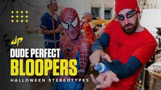 Halloween Stereotypes (Bloopers & Deleted Scenes) | Dude Perfect Plus Screenshot