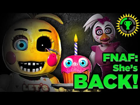 Game Theory: 3 NEW FNAF Security Breach Theories! MQ quality image
