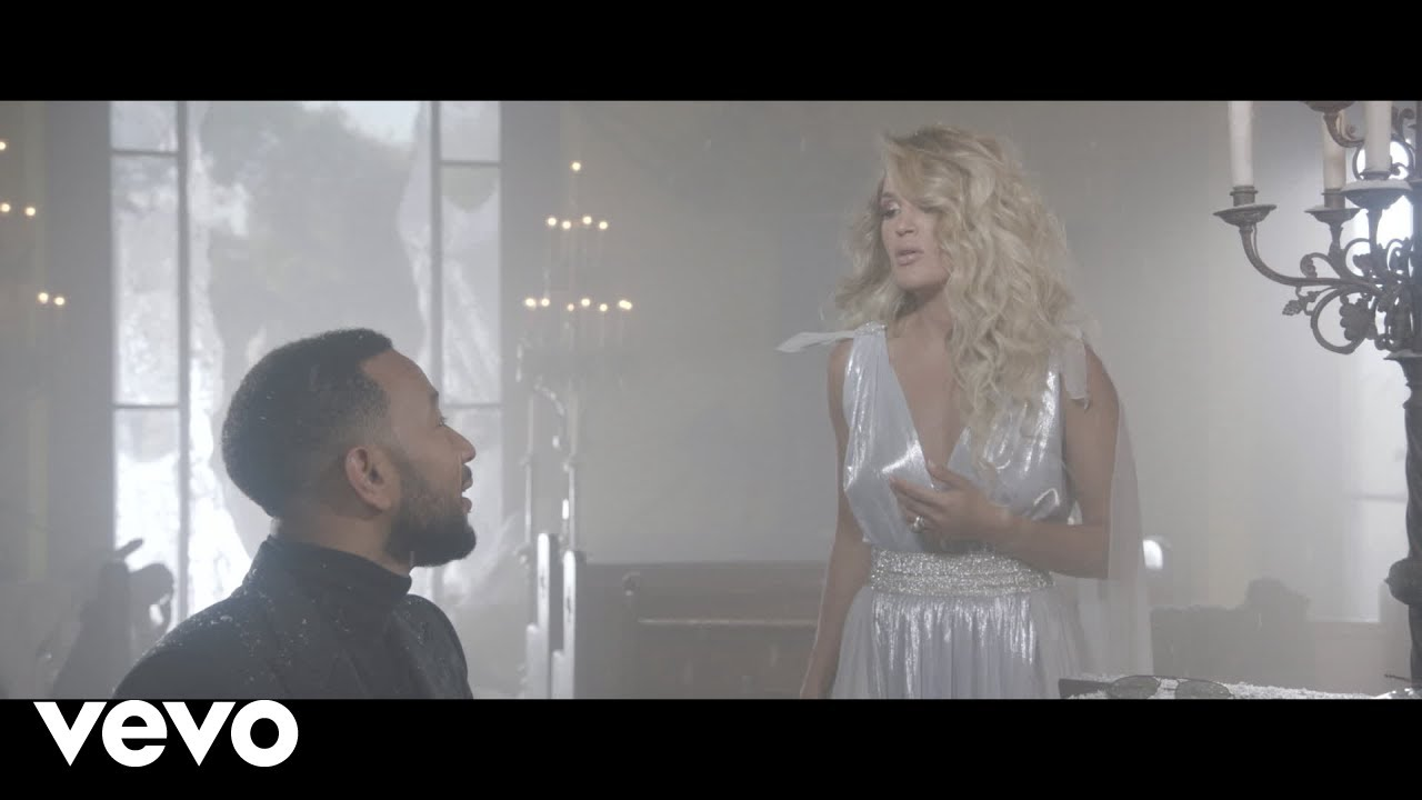 Carrie Underwood & John Legend - Hallelujah (Official Music Video) HD quality image