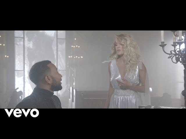 Carrie Underwood & John Legend - Hallelujah (Official Music Video) HQ quality image