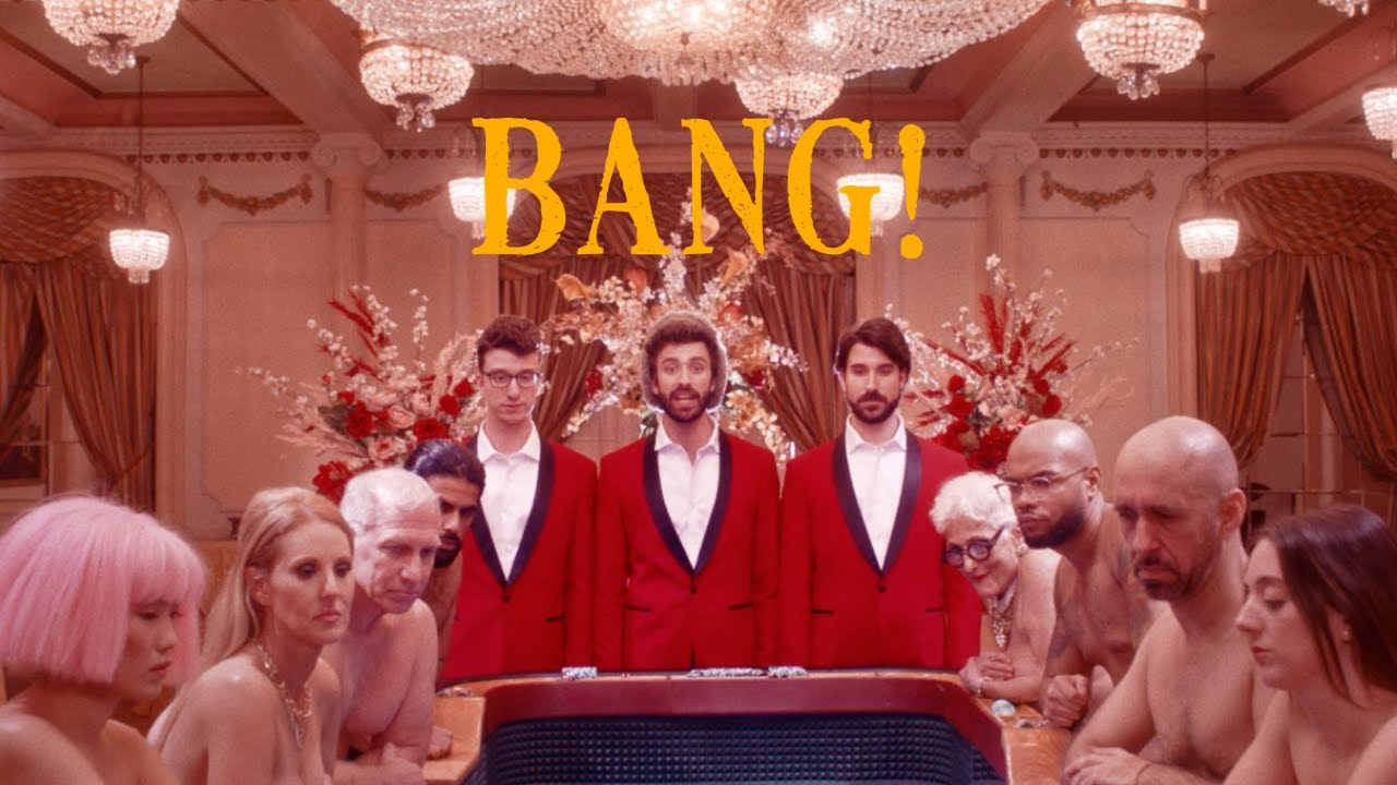 AJR - BANG! (Official Video) HD quality image