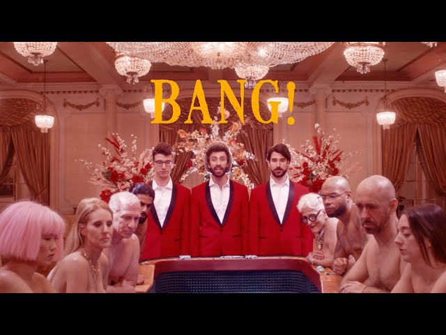 AJR - BANG! (Official Video) HQ quality image