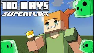 100 Days - [Minecraft Superflat] MD quality image