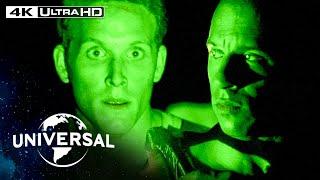 Pitch Black | Riddick vs. Johns in the Bioraptor Cave in 4K HDR