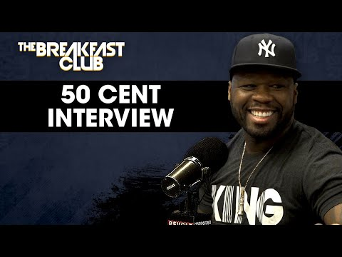 50 Cent Speaks On Power, Wendy Williams, Megan Thee Stallion + More MQ quality image