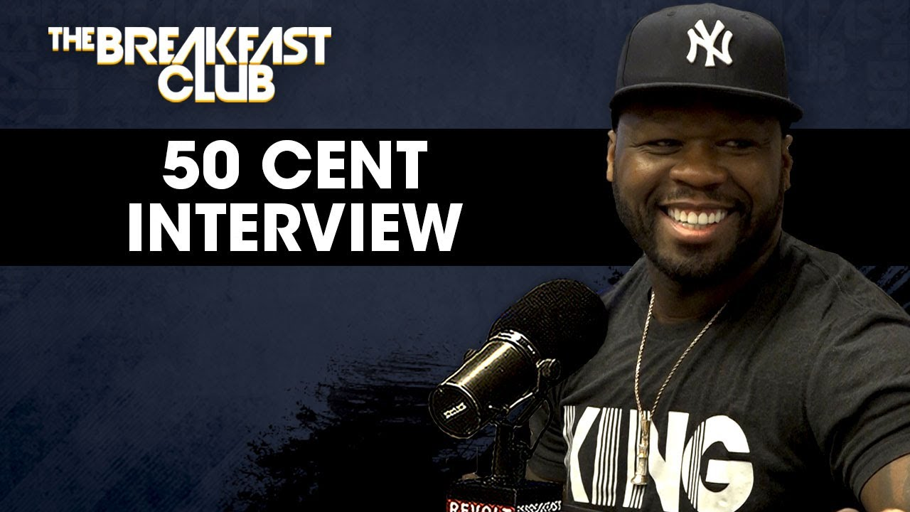 50 Cent Speaks On Power, Wendy Williams, Megan Thee Stallion + More HD quality image