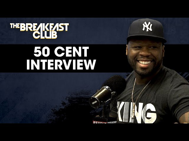 50 Cent Speaks On Power, Wendy Williams, Megan Thee Stallion + More HQ quality image