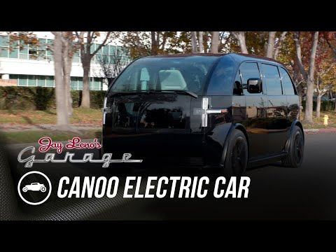Inside Look At New Car Company Canoo - Jay Lenos Garage MQ quality image