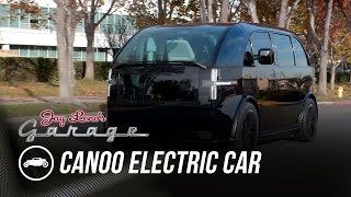 Inside Look At New Car Company Canoo - Jay Lenos Garage MD quality image