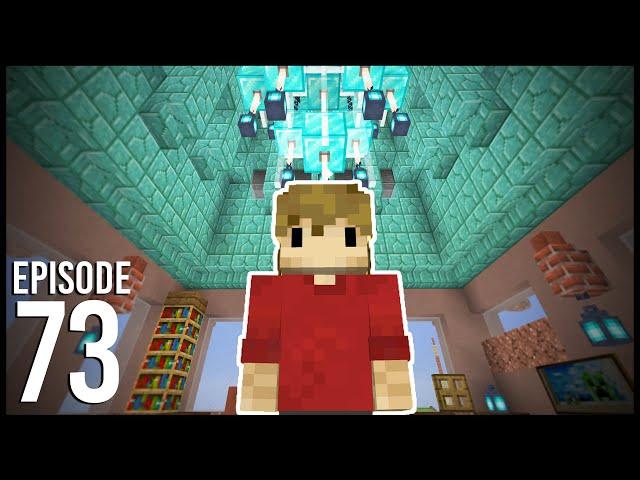 Hermitcraft 7: Episode 73 - C.E.O of BARGE Co. HQ quality image